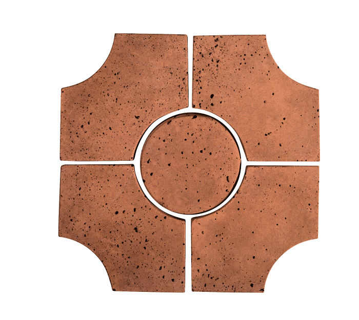 Artillo Arabesque 9C Desert Travertine