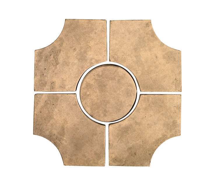 Artillo Arabesque 9C Old California Limestone