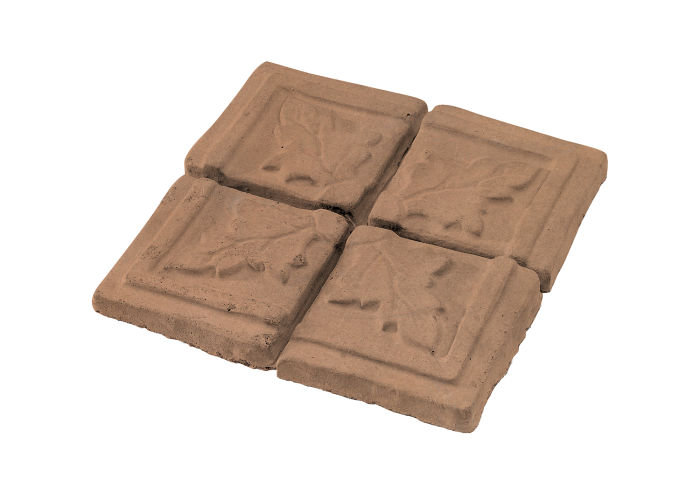 6x6 Artillo Catalan Split Deco (4 PCs) Flagstone