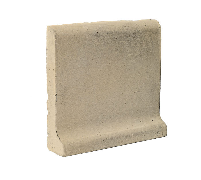 6x6 Cove Base Bullnose Top Bone