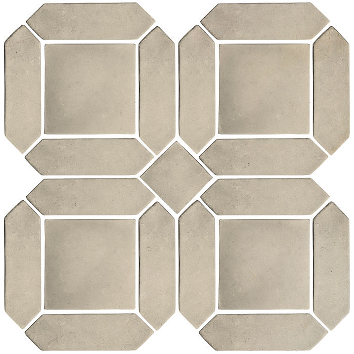 3x11 Artillo Double Picket Set Early Gray