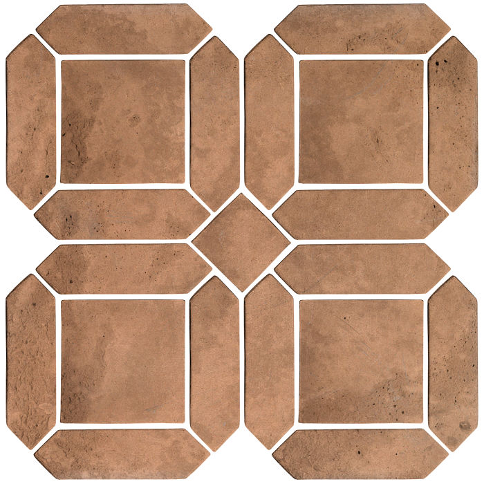 3x11 Artillo Double Picket Set Flagstone Limestone