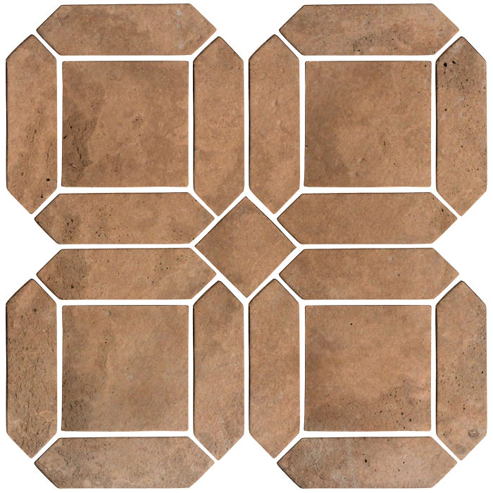 3x11 Artillo Double Picket Set Gold Limestone