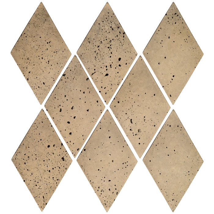 3x5 Mini Diamond Hacienda Travertine