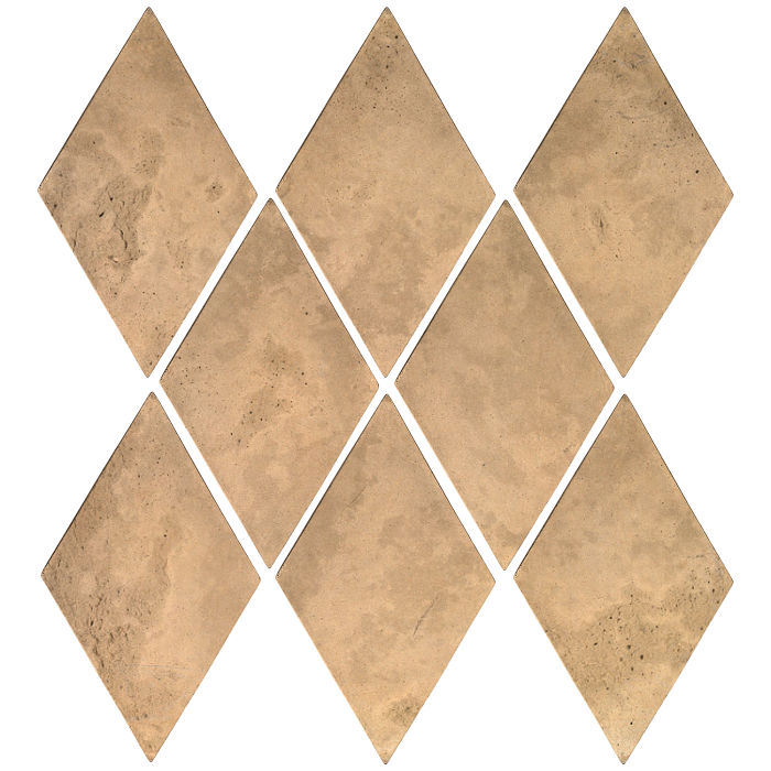 3x5 Mini Diamond Old California Limestone