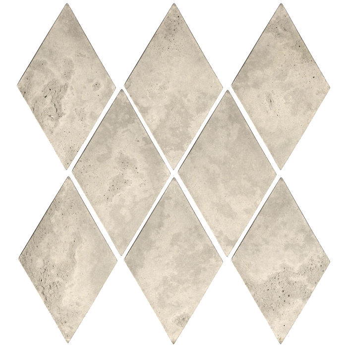 3x5 Mini Diamond Rice Limestone