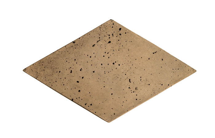 8x13 Diamond Caqui Travertine