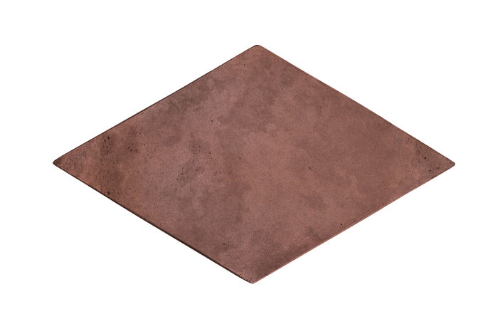 8x13 Diamond City Hall Red Limestone