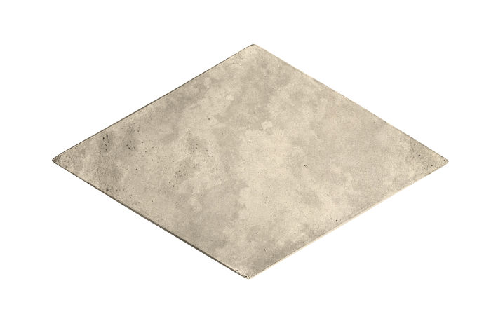 8x13 Diamond Early Gray Limestone
