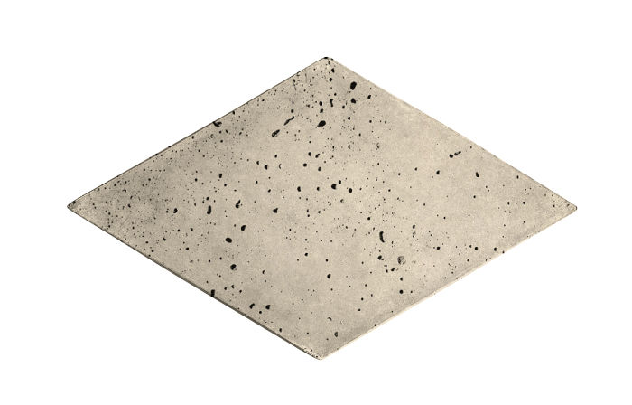 8x13 Diamond Early Gray Travertine