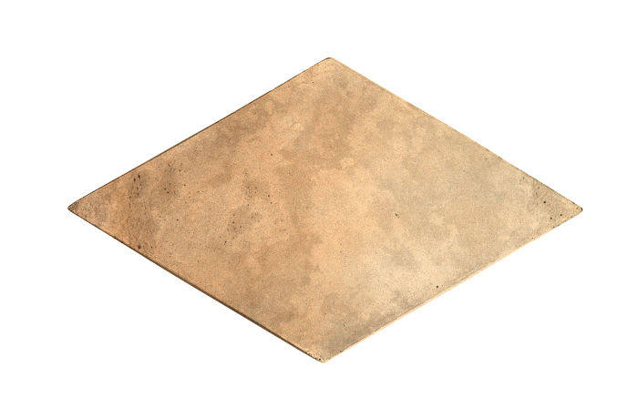 8x13 Diamond Hacienda Flash Limestone