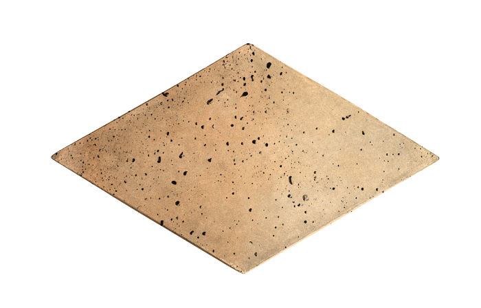 8x13 Diamond Hacienda Flash Travertine