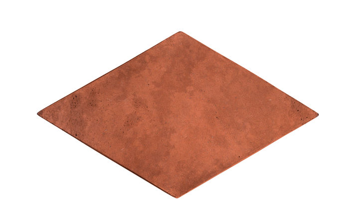 8x13 Diamond Mission Red Limestone