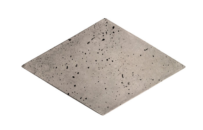 8x13 Diamond Natural Gray Travertine