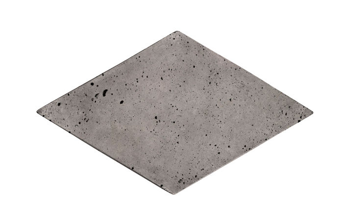 8x13 Diamond Sidewalk Gray Luna