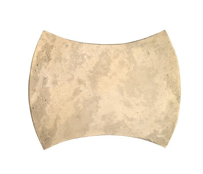 11x15 Durango Bone Limestone