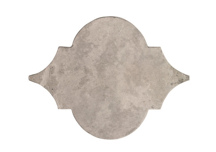 8x10 Eye of Felipe Natural Gray Limestone
