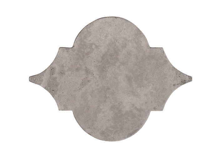 8x10 Eye of Felipe Sidewalk Gray Limestone