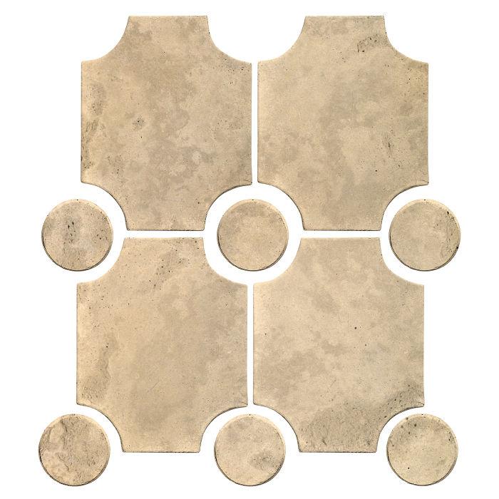 Granada Set Bone Limestone
