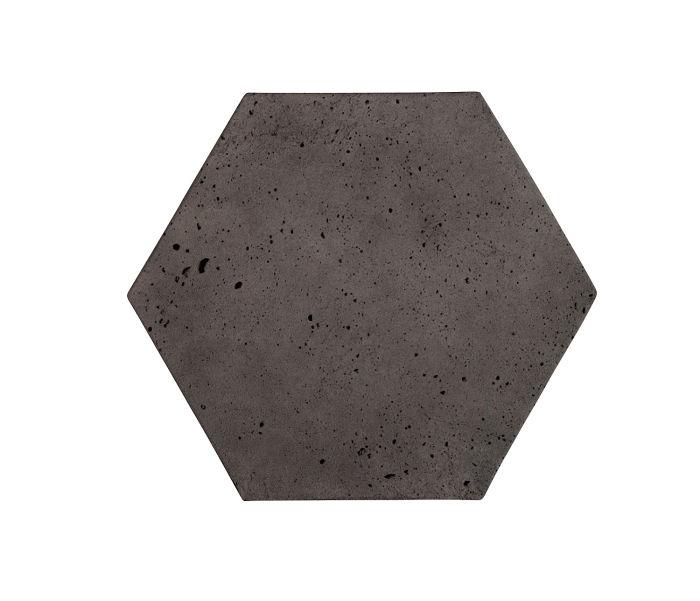 ART-HEX-14X14-CHCOAL-LUNA