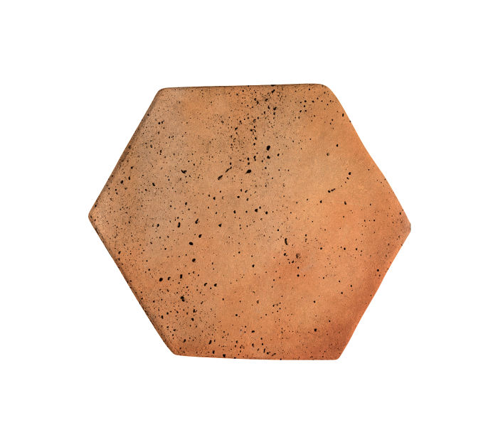 6x6 Artillo Hexagon Artillo Travertine