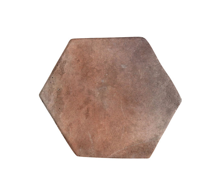 6x6 Artillo Hexagon Beachwood Flash Limestone