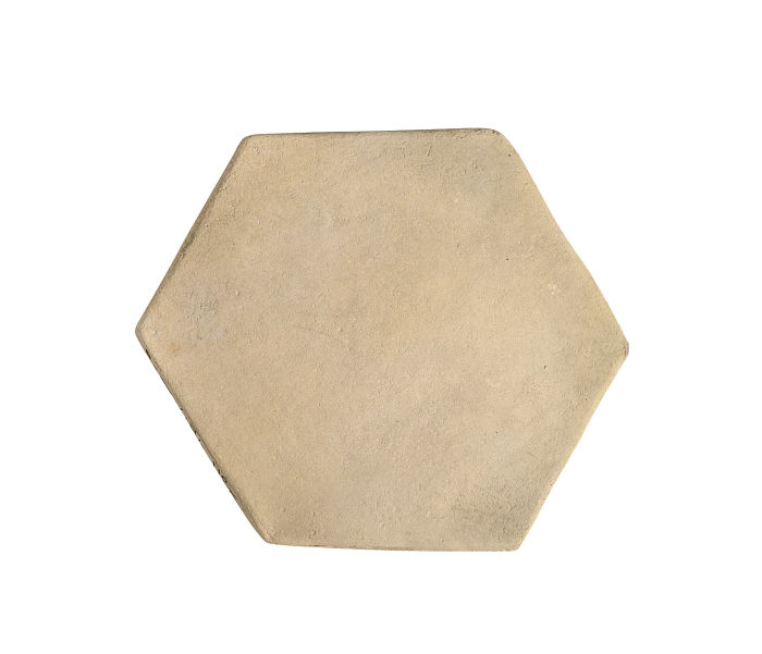6x6 Artillo Hexagon Bone