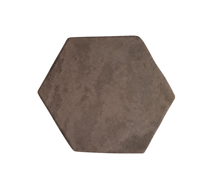 6x6 Artillo Hexagon Charley Brown Limestone