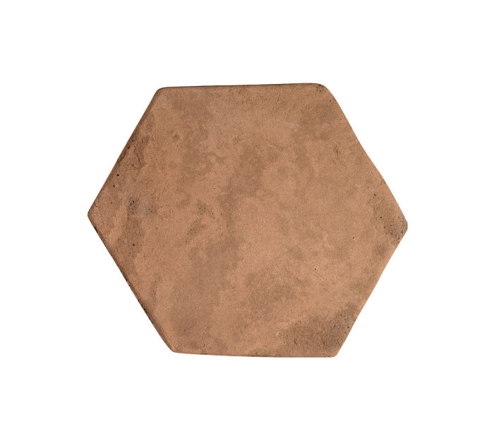 6x6 Artillo Hexagon Flagstone Limestone