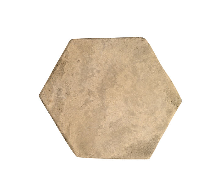 6x6 Artillo Hexagon Hacienda Limestone