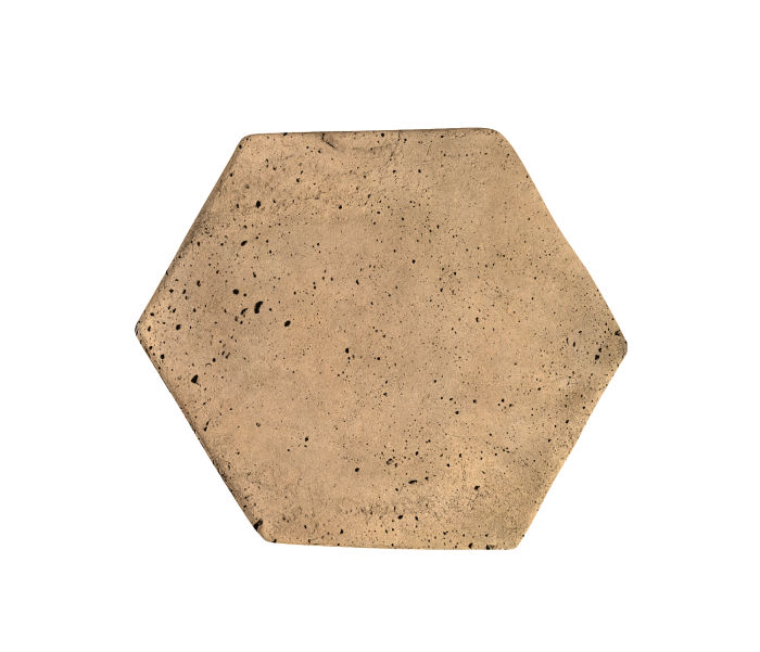 6x6 Artillo Hexagon Old California Luna