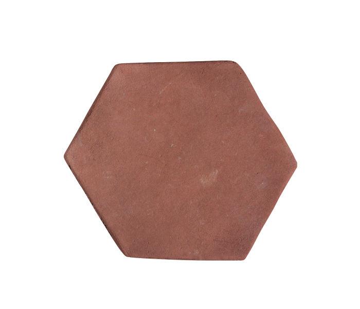 6x6 Artillo Hexagon Spanish Inn Red