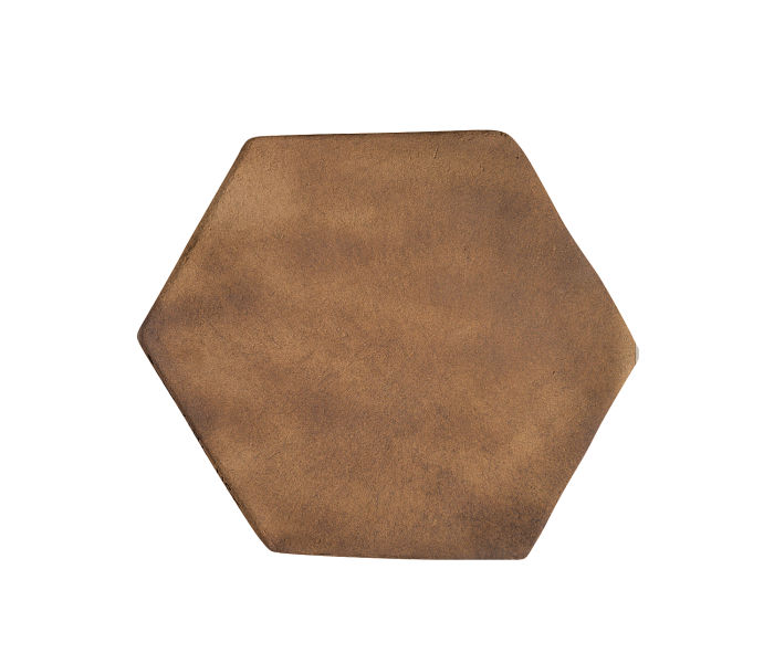 6x6 Artillo Hexagon Tuscan Mustard