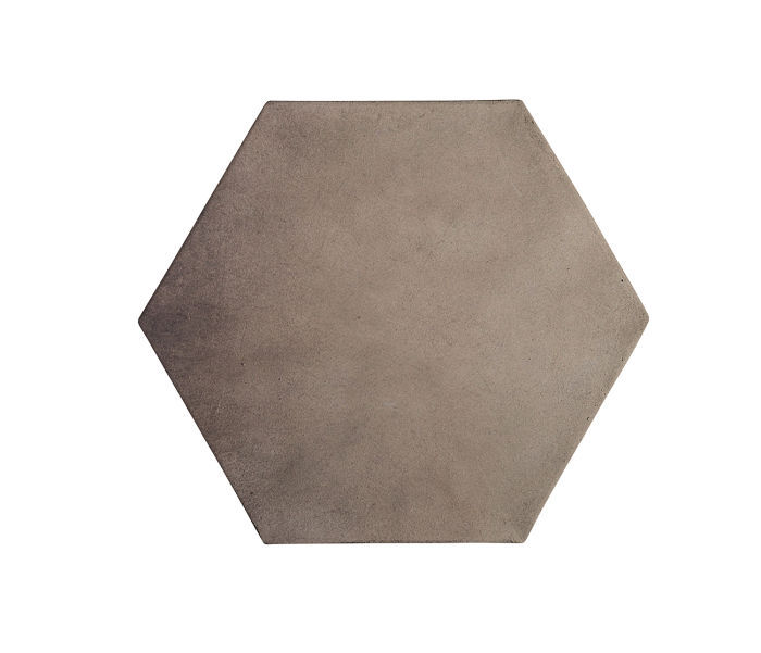 8x8 Artillo Hexagon Antik Gray