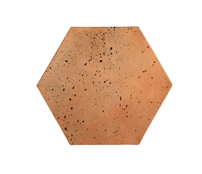 8x8 Artillo Hexagon Artillo Travertine