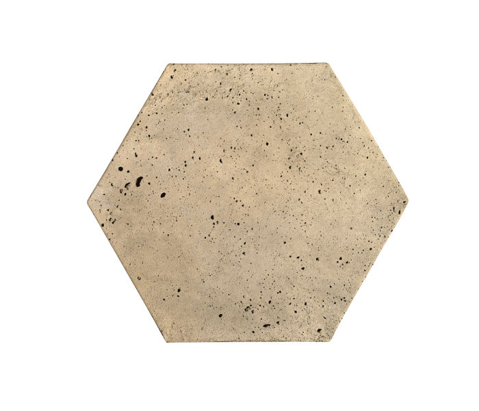 8x8 Artillo Hexagon Bone Luna