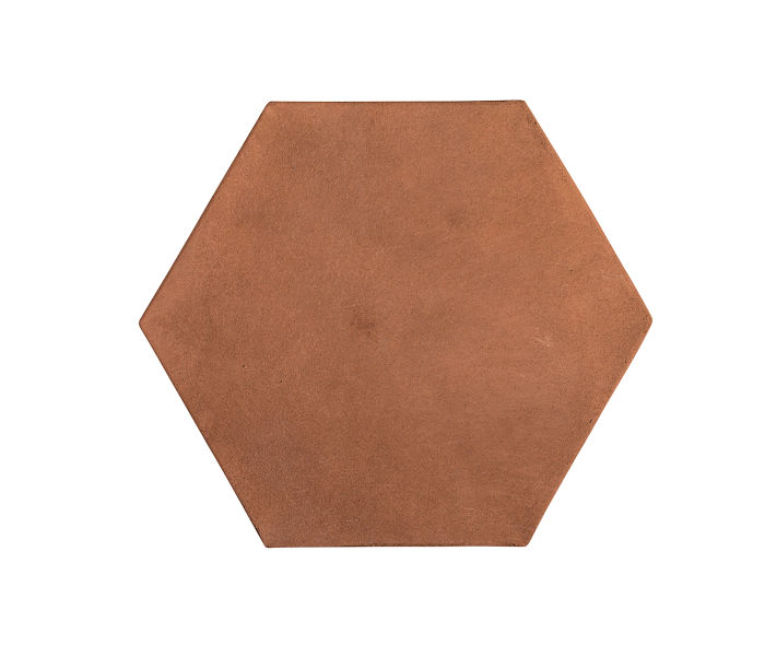 8x8 Artillo Hexagon Cotto Gold