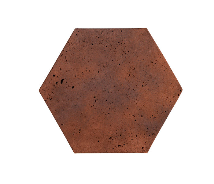 8x8 Artillo Hexagon Red Flash Luna