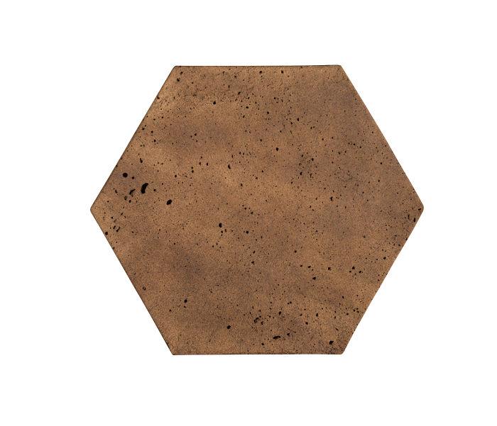 8x8 Artillo Hexagon Tuscan Mustard Luna
