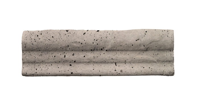 2.25x7.5 La Jolla 3 Natural Gray Travertine