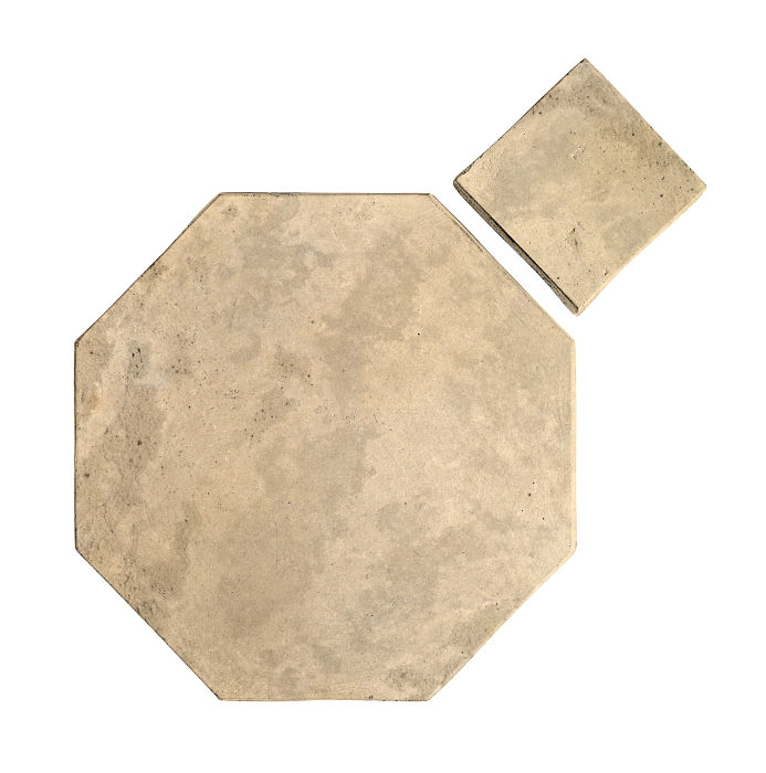 10x10 Artillo Octagon Set Bone Limestone