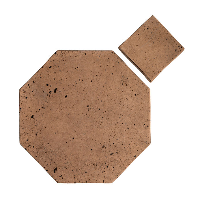 10x10 Artillo Octagon Set Flagstone Luna