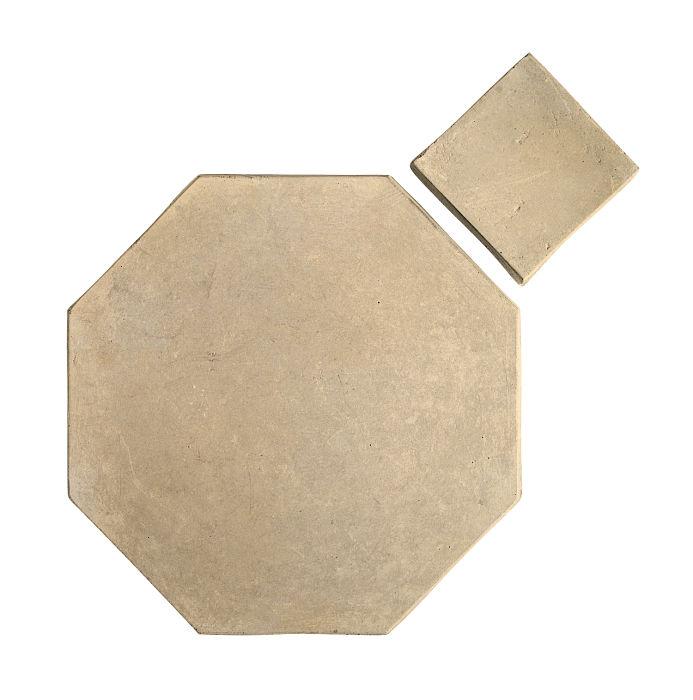 12x12 Artillo Octagon Set Bone