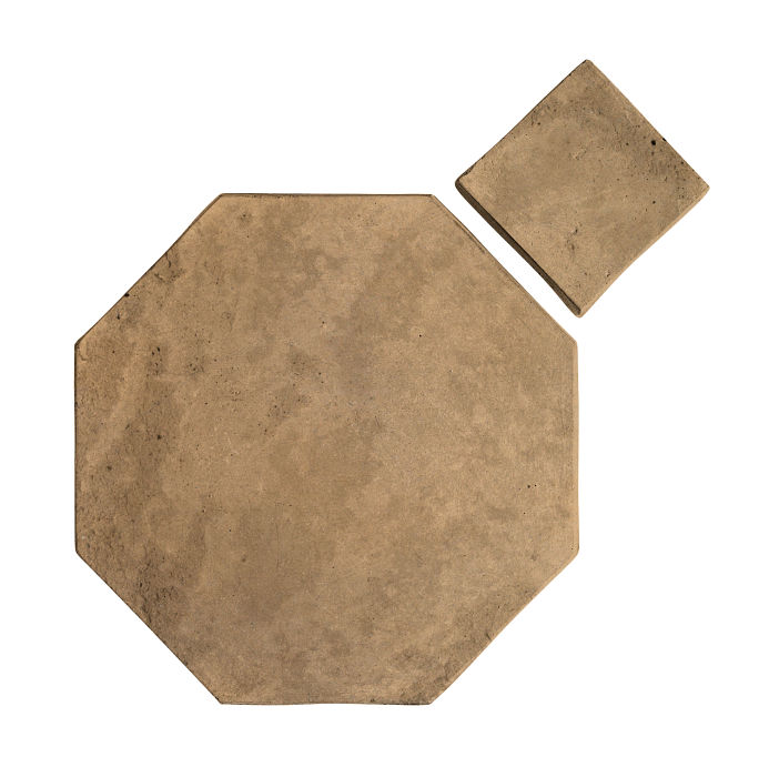 12x12 Artillo Octagon Set Caqui Limestone