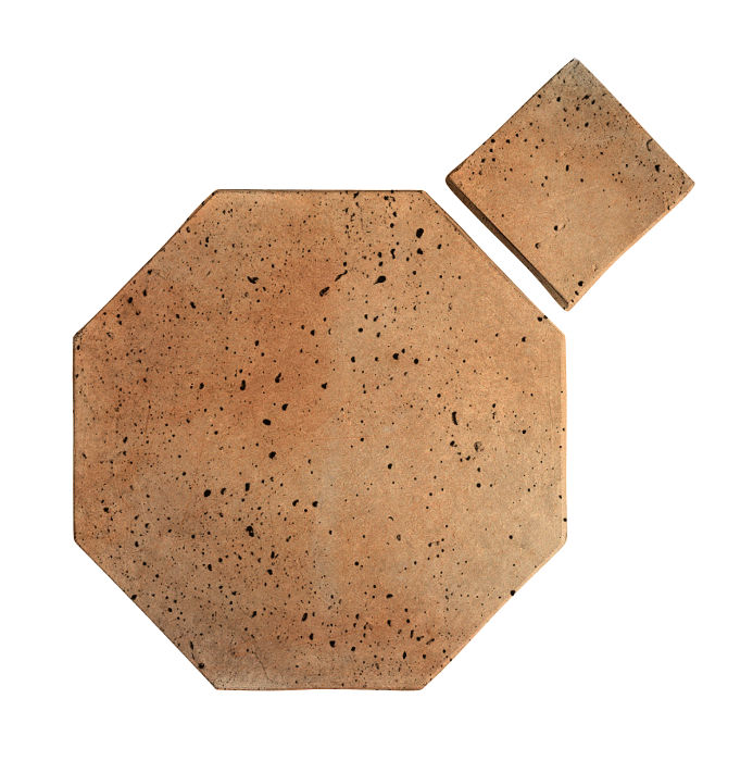 12x12 Artillo Octagon Set Cafe Olay Travertine