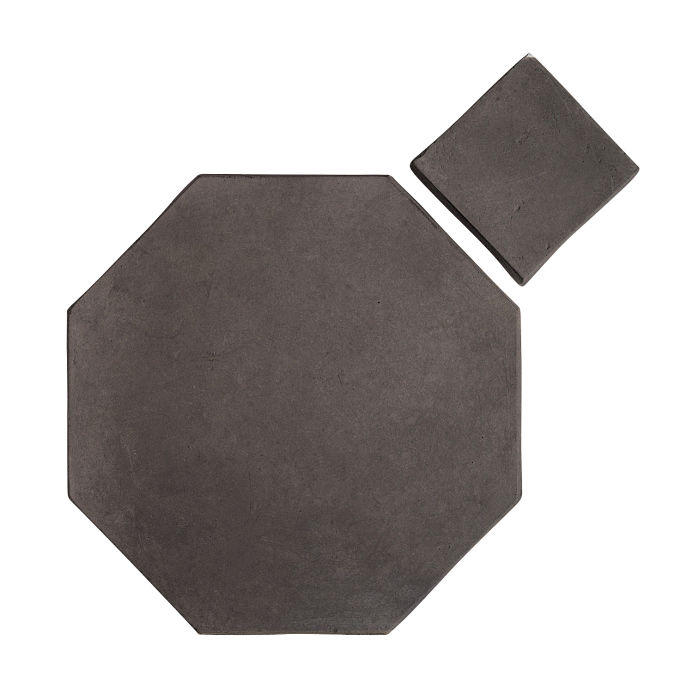 12x12 Artillo Octagon Set Charcoal