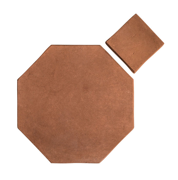 12x12 Artillo Octagon Set Cotto Gold