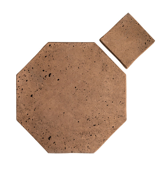12x12 Artillo Octagon Set Flagstone Luna