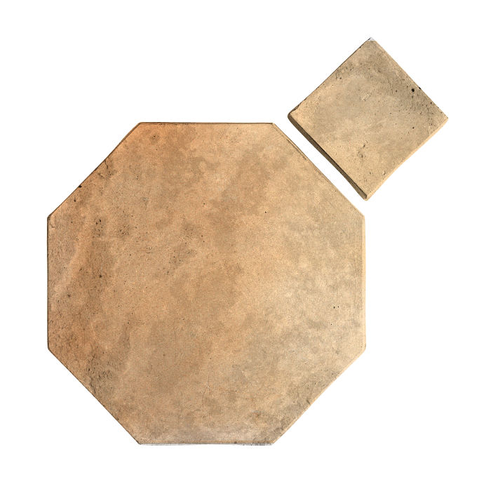 12x12 Artillo Octagon Set Hacienda Flash Limestone