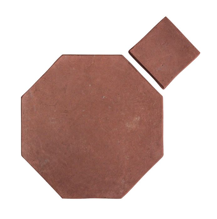 12x12 Artillo Octagon Set Spanish Inn Red